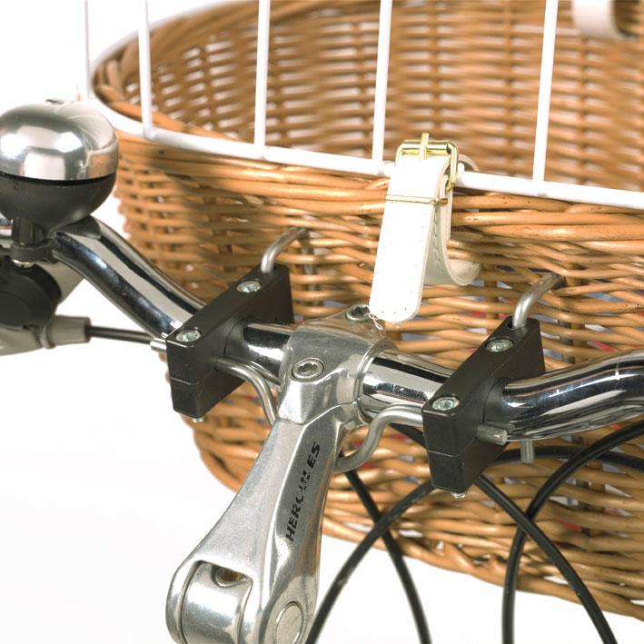 Universalhalter 175 für Aumüller Fahrradkorb, für Aumüller Hundefahrradkorb 11-845-2