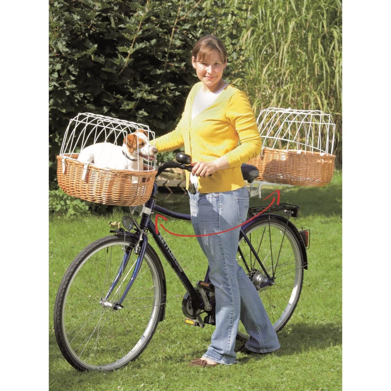 Aumüller Universalhalter Nr. 161 für Fahrradkörbe, Bild 4