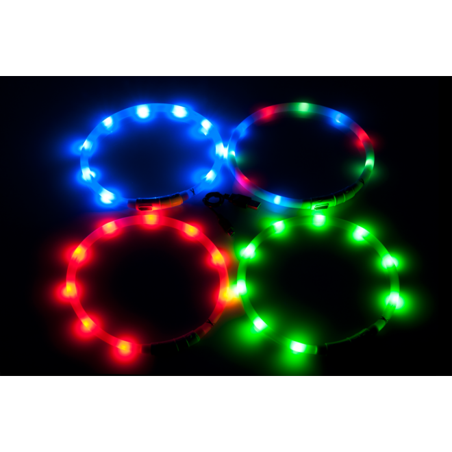 Karlie Visio Light Leuchthalsband für Hunde, Bild 3