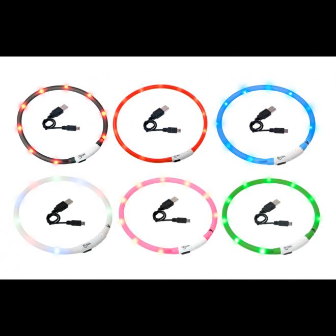 Karlie Visio Light Leuchthalsband für Hunde