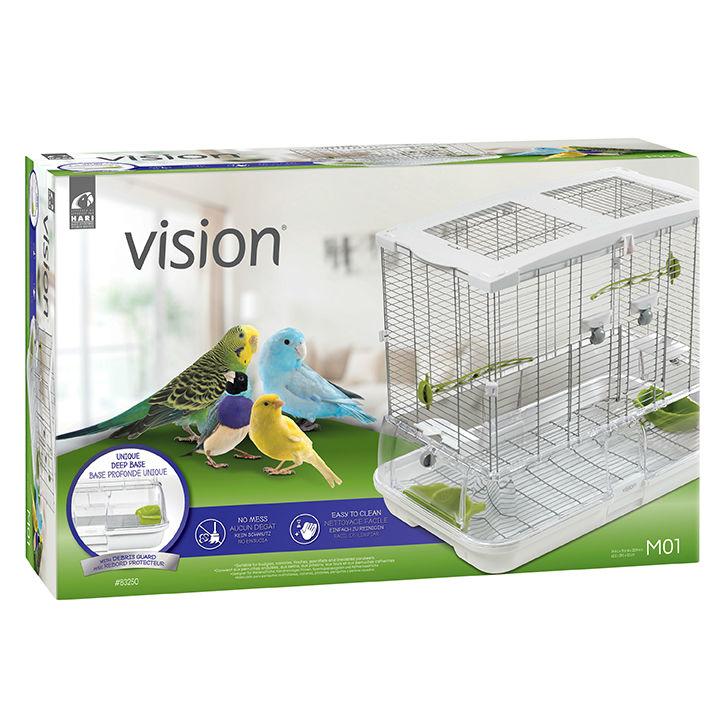 Vision Vogelheim Vogelkäfig M01 - klein, Bild 2