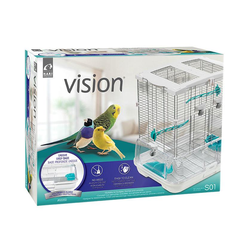 Vision Vogelkäfig Vogelheim S01 - klein, Bild 2