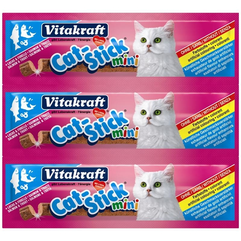 Vitakraft Cat Stick im 3er Pack, Bild 2