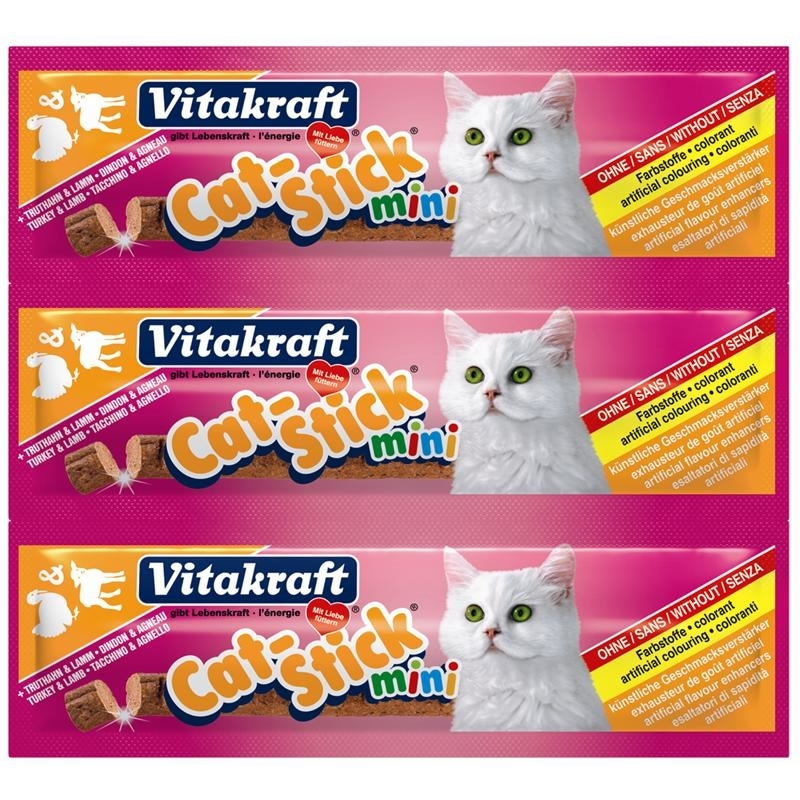 Vitakraft Cat Stick im 3er Pack, Bild 3