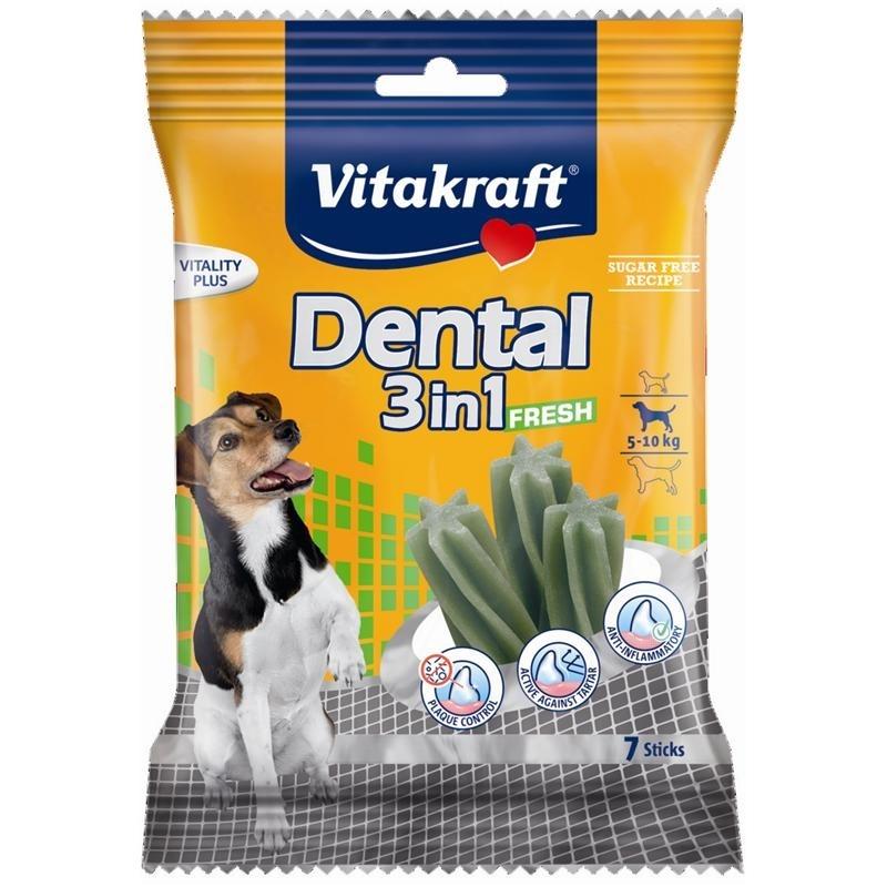 Vitakraft Dental 3 in 1 für Hunde