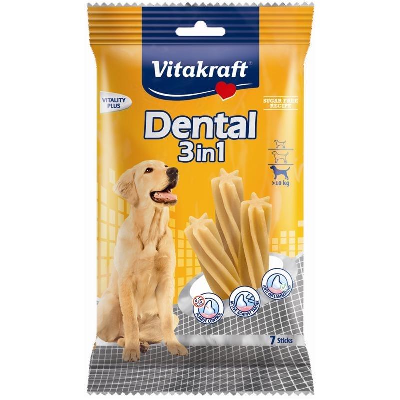Vitakraft Dental 3 in 1 für Hunde, Bild 3