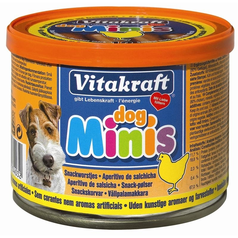 Vitakraft Mini Chicken für Hunde, Chicken 120 g