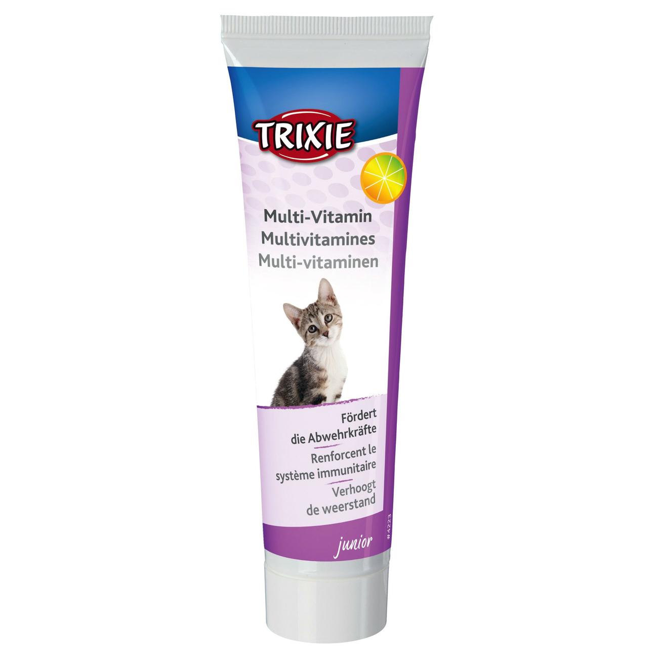 TRIXIE Vitamin-Paste für Katzenkinder 4223