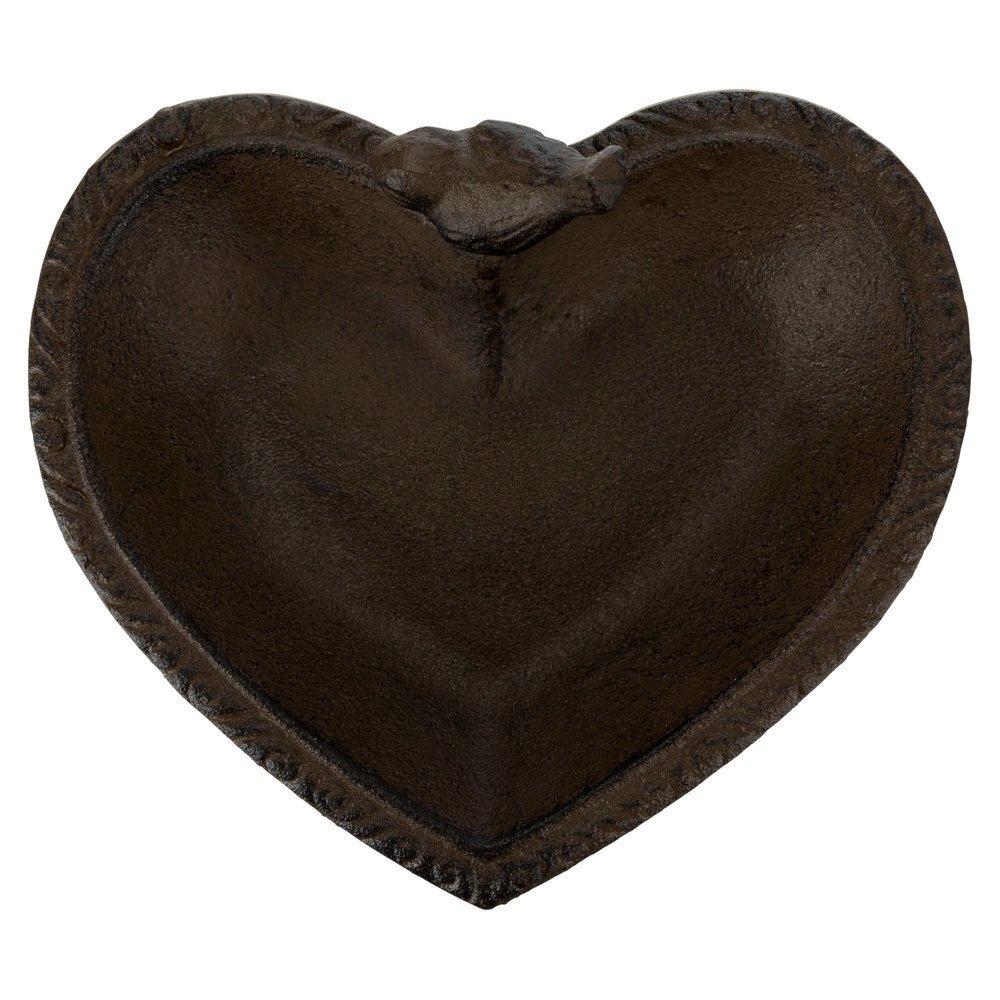 Trixie Vogel-Tränke aus Gusseisen Herzform 55501, Bild 4