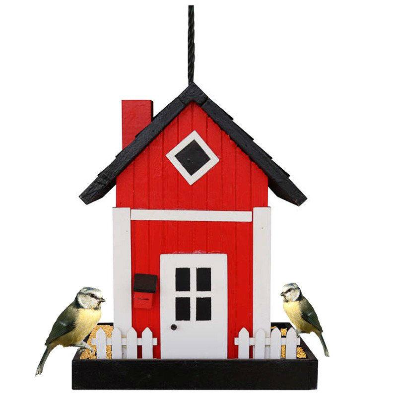 GARDENLIFE Vogelfutterhäuschen Skagen