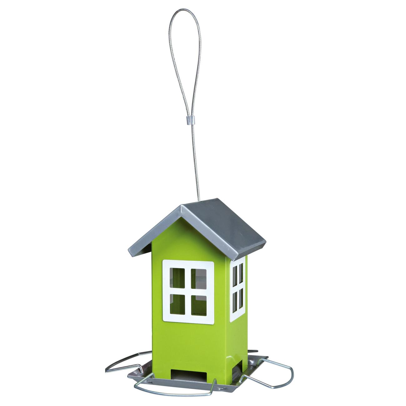 TRIXIE Vogelfutterhaus aus Metall 55631, Bild 2