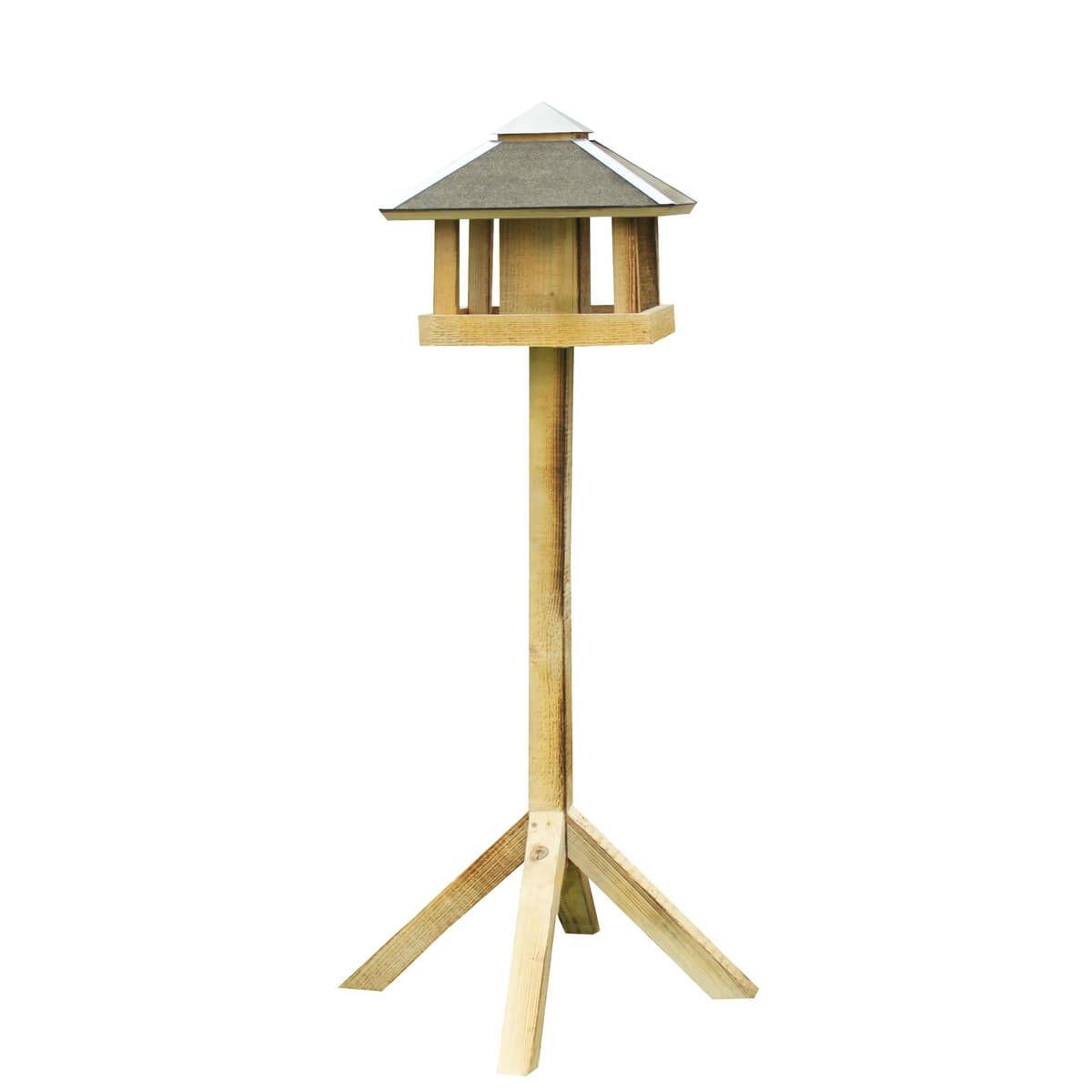 Vogelhaus Blaavand Mit Silo Von Gardenlife Gunstig Bestellen