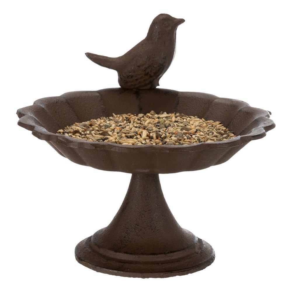 TRIXIE Vogeltränke aus Gusseinsen mit Standfuß 55500, Bild 2
