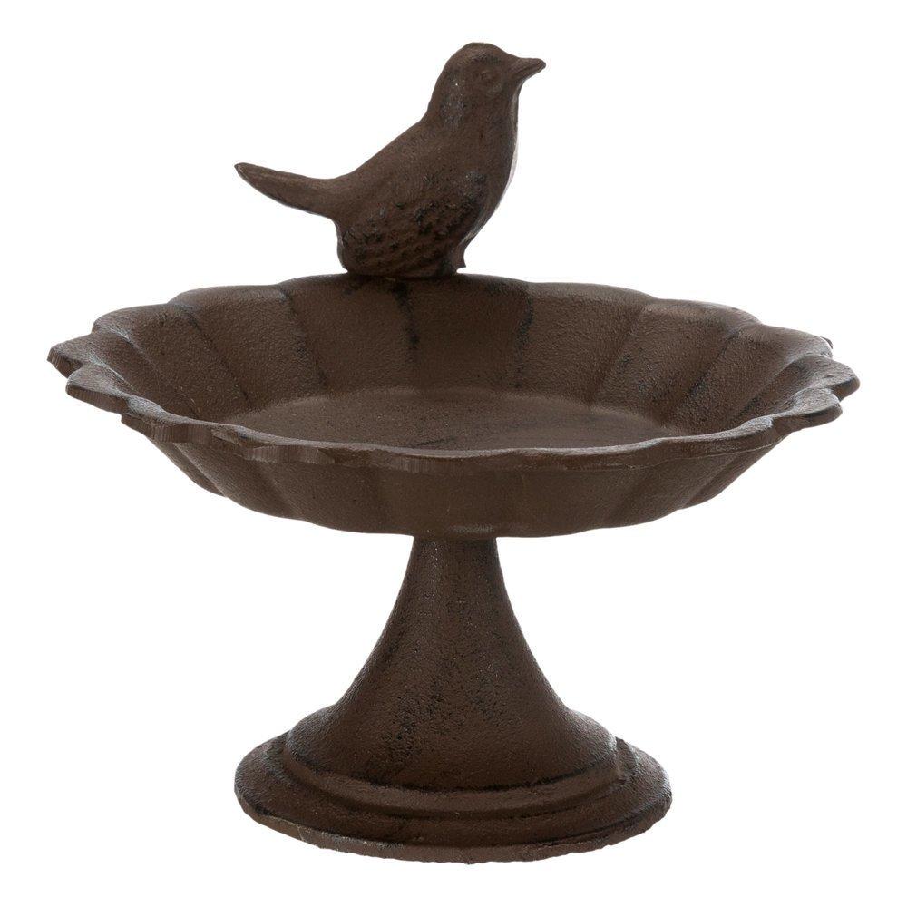 TRIXIE Vogeltränke aus Gusseinsen mit Standfuß 55500, Bild 3
