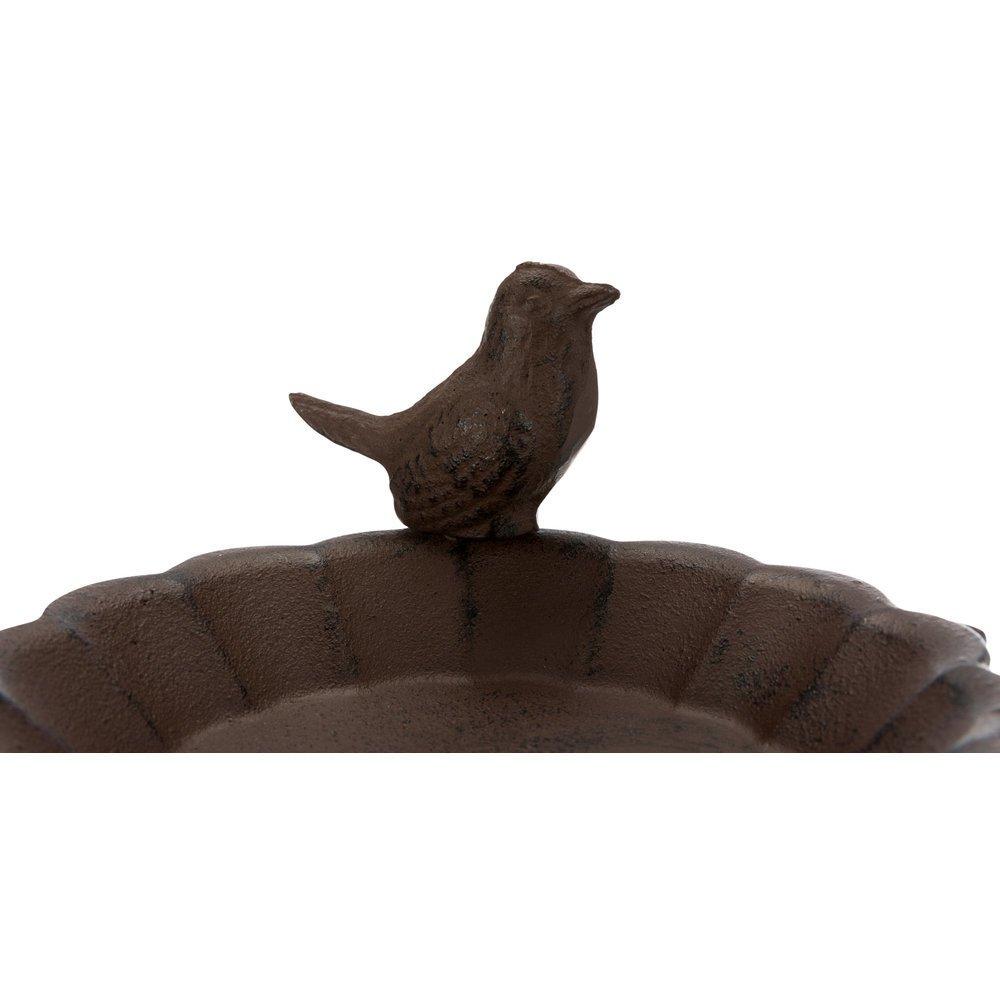 TRIXIE Vogeltränke aus Gusseinsen mit Standfuß 55500, Bild 4