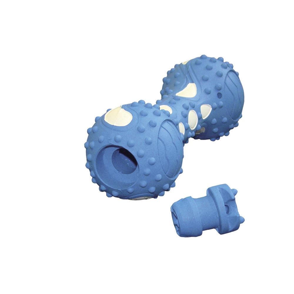 Nobby Vollgummi Kühl-Hantel Hundespielzeug, Bild 3
