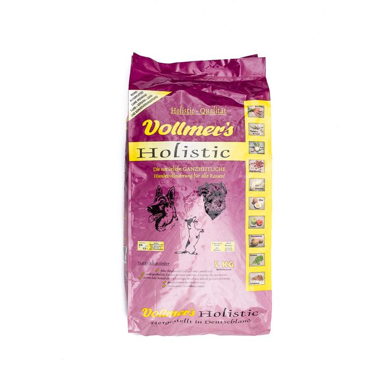 Vollmers Holistic Hundefutter, 5 kg