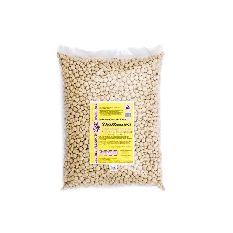 Vollmers Reisbällchen, 5kg