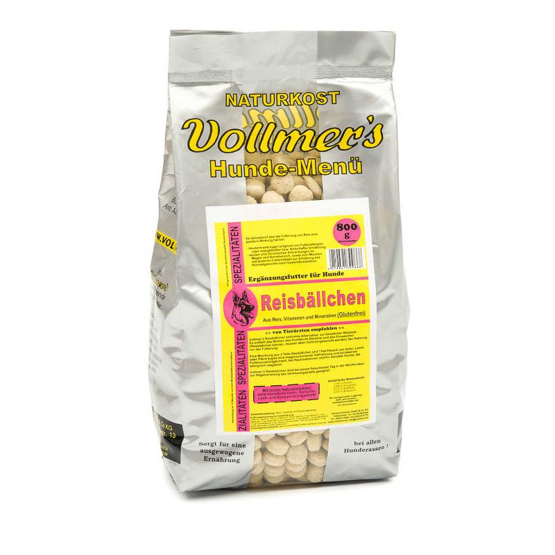 Vollmers Truthahn mit Kartoffel Mini Hundefutter, 5kg