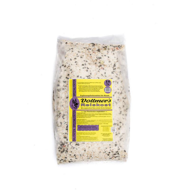 Vollmers Vollmer's Reiskost Ergänzungsfutter, 10kg