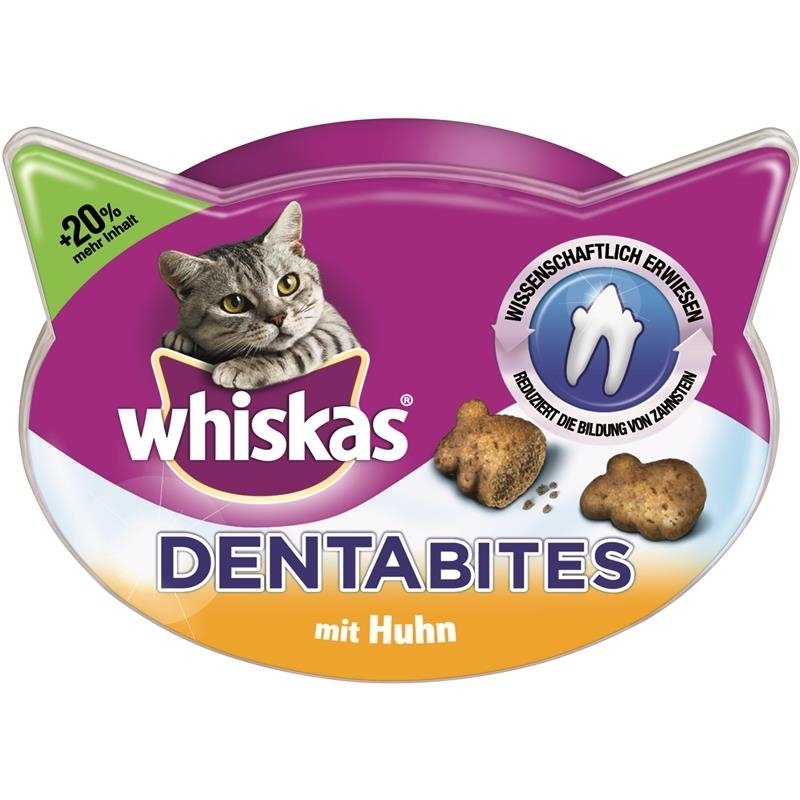 Whiskas Snack Dentabites