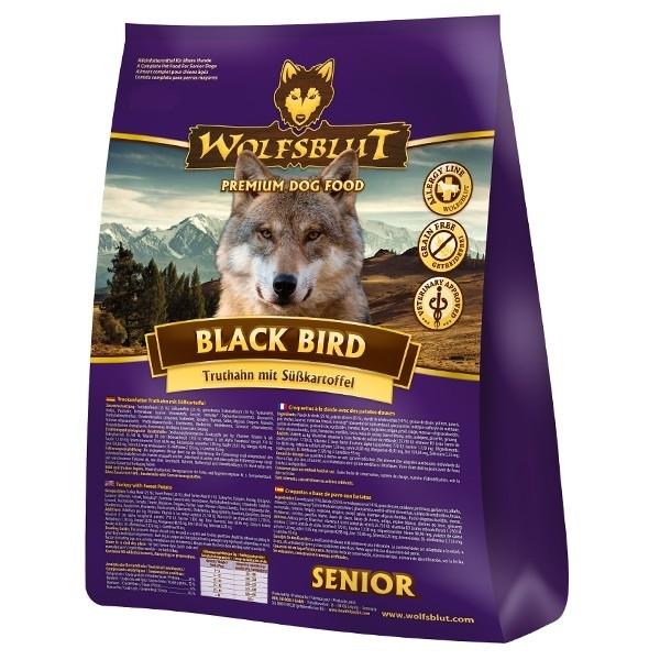 Wolfsblut Black Bird Senior Hundefutter