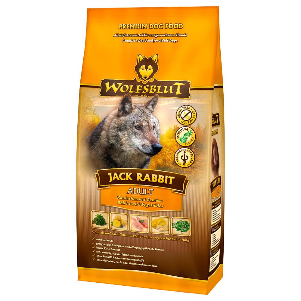 Wolfsblut Jack Rabbit Adult Hundefutter