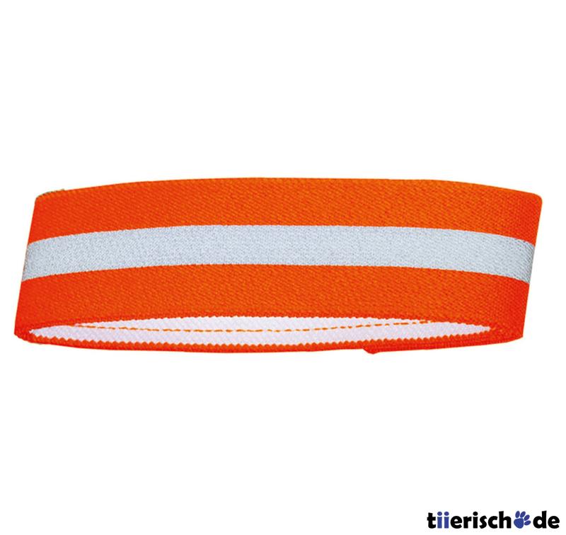 Hunter Warnband mit Klettverschluß 41796