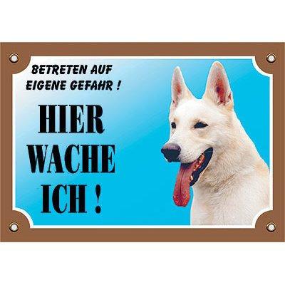 Nobby Warntafel Hund, Schäferhund