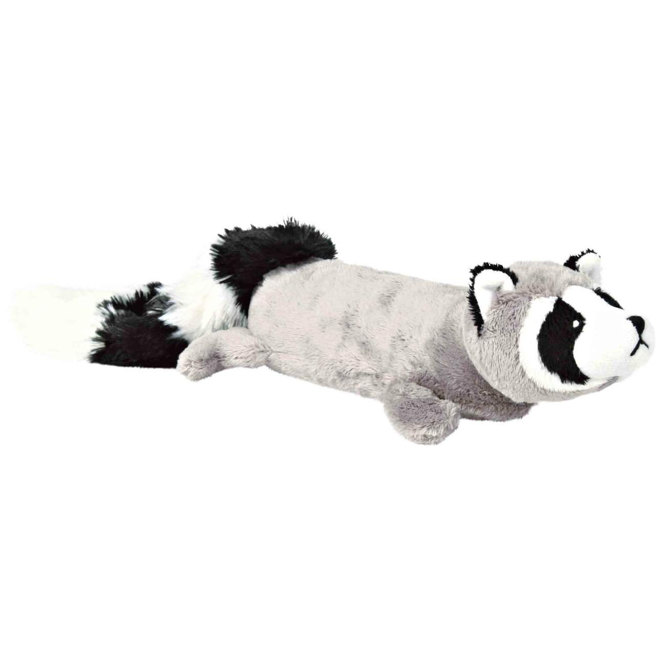 TRIXIE Waschbär aus Plüsch, Hundespielzeug 35989