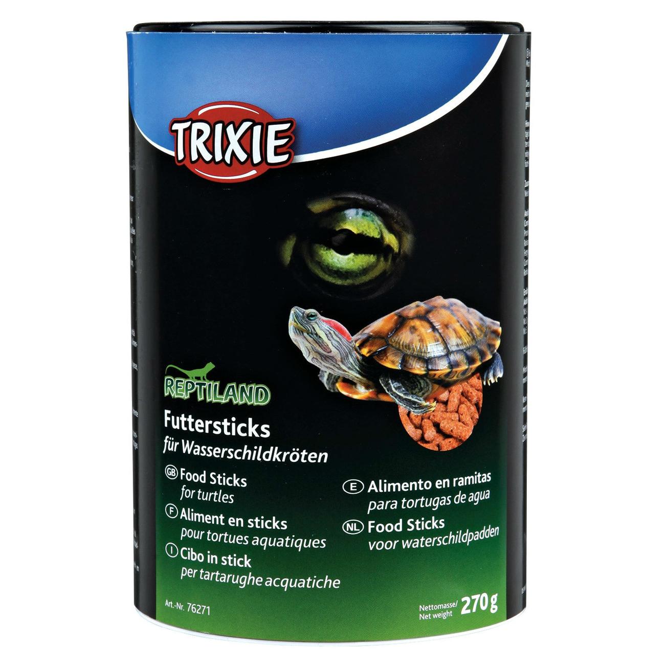 TRIXIE Wasserschildkrötenfutter, Sticks 76270, Bild 2