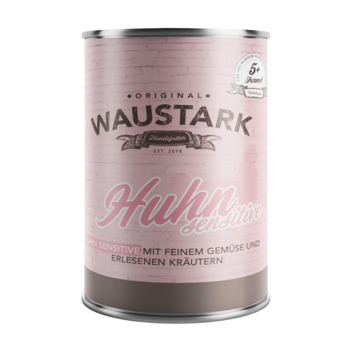Waustark Premium Hunde Nassfutter, Bild 5