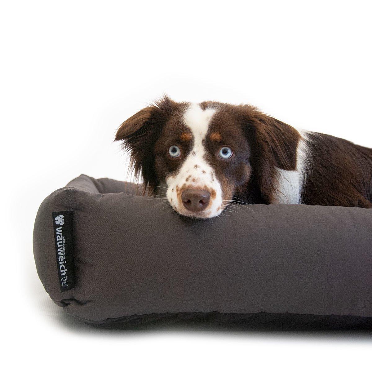 wauweich 95 Grad Hundebett mit Einlegekissen, Bild 4