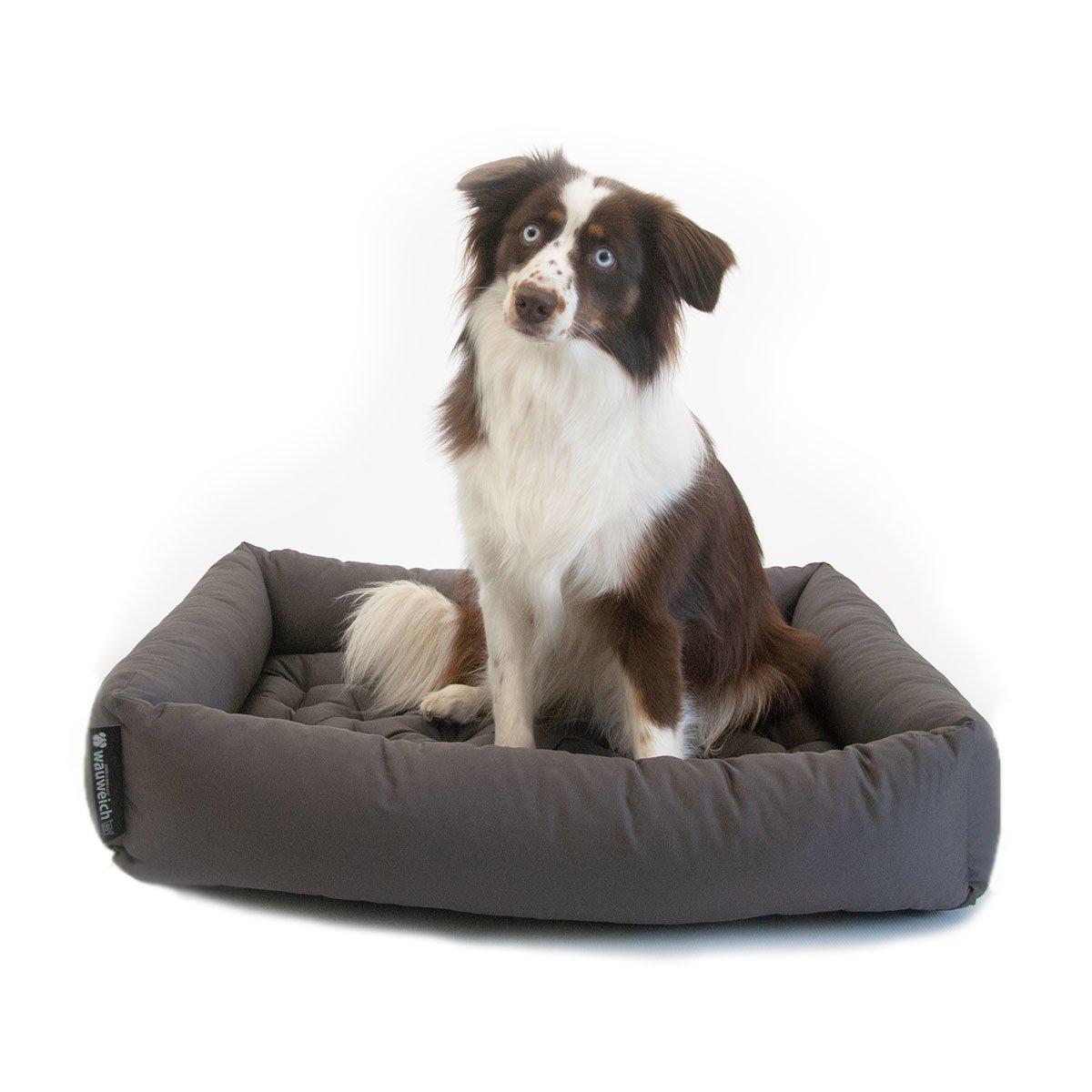 wauweich 95 Grad Hundebett mit Einlegekissen, Bild 2
