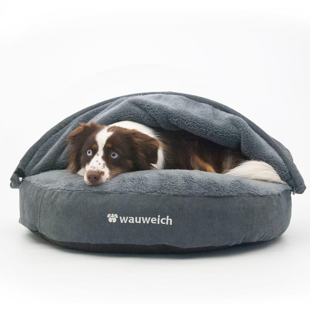 Das Gemütliche - Hundebett mit Höhle Bild 2