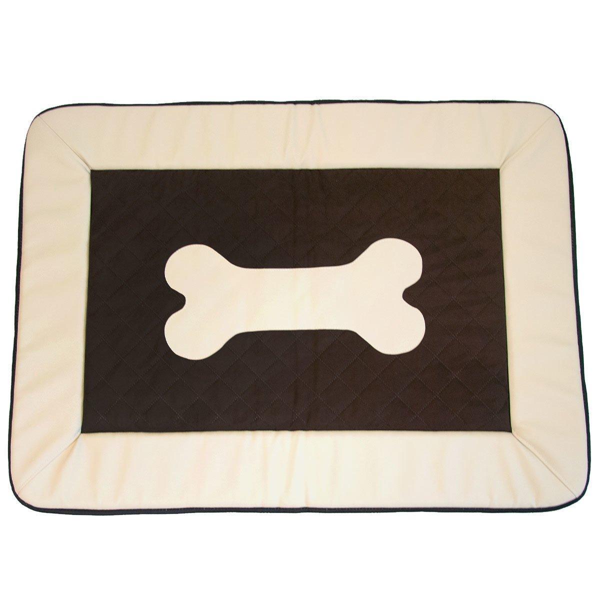 wauweich Hundematte mit Knochen-Motiv, Bild 3
