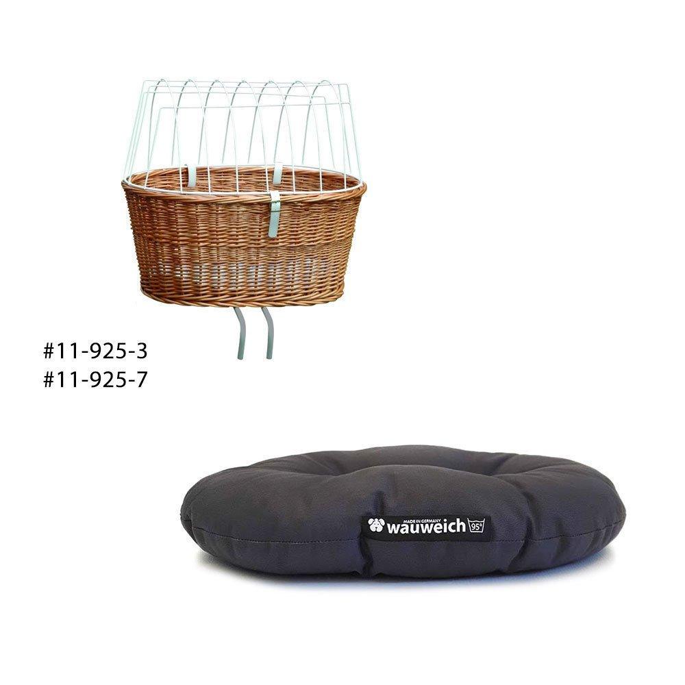 wauweich Kissen und Decke für Fahrradkorb, Bild 5
