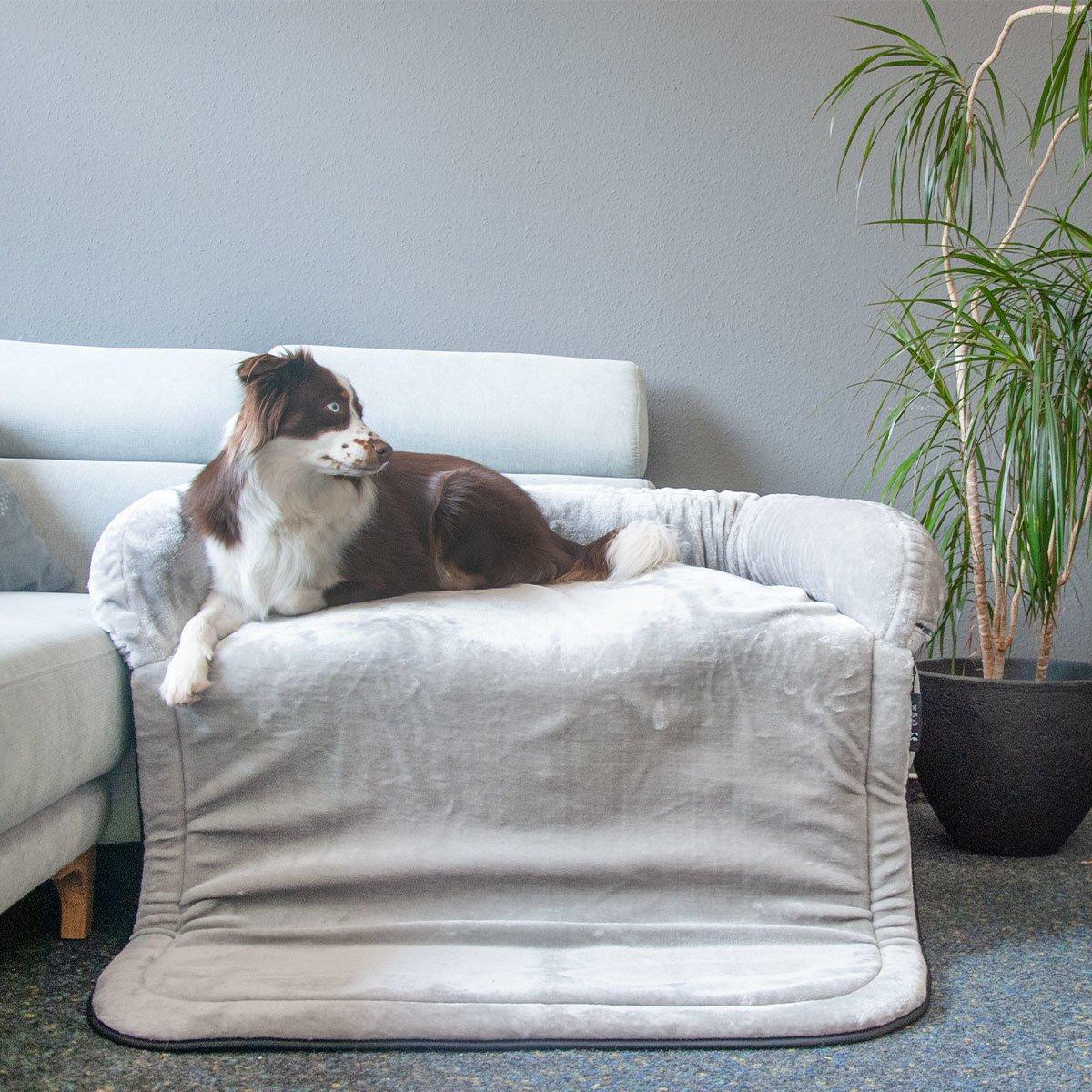 wauweich Sofadecke für Hunde aus Plüsch, Bild 2