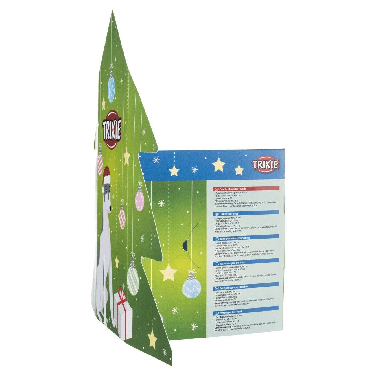 TRIXIE Weihnachtsbox Geschenkbox für Hunde 9265, Bild 2