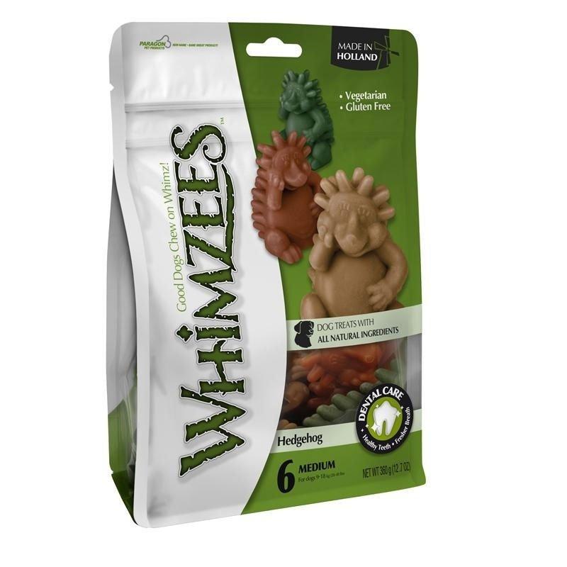 Whimzees Hundesnack Hedgehog Igel Herman, Bild 2