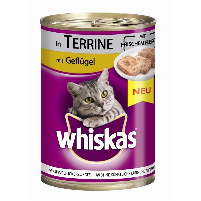 Whiskas Adult 1+ -  Dosen Katzenfutter, Bild 2