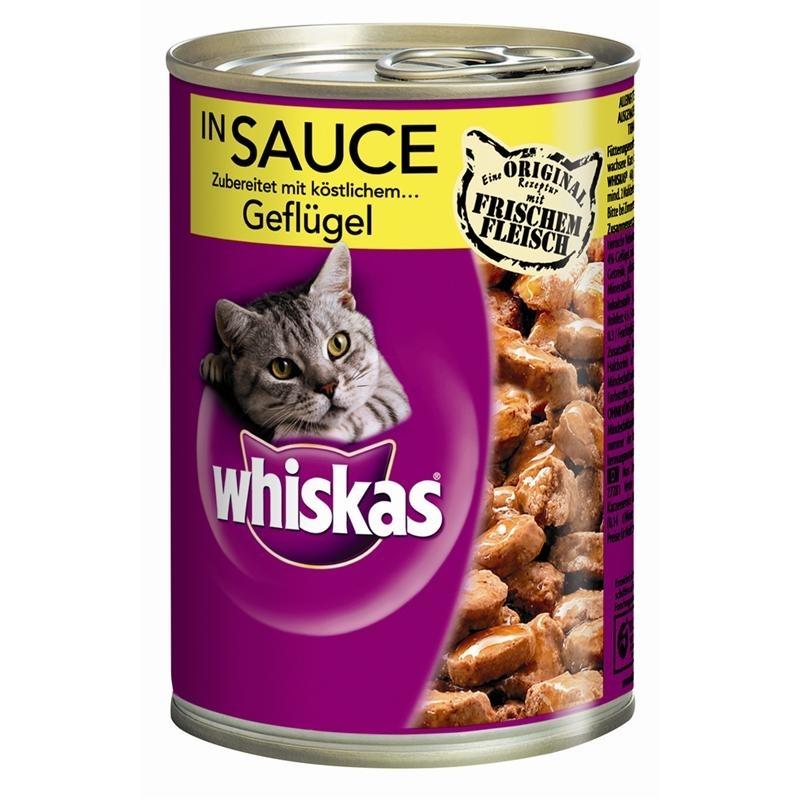 Whiskas Adult 1+ -  Dosen Katzenfutter, Bild 5