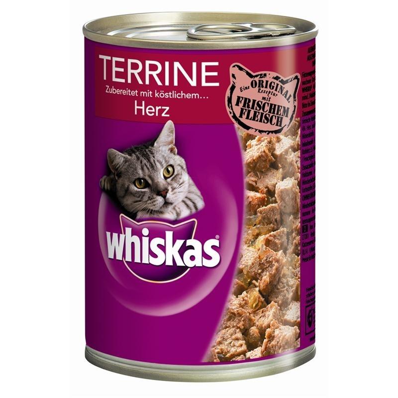 Whiskas Adult 1+ -  Dosen Katzenfutter, Bild 6