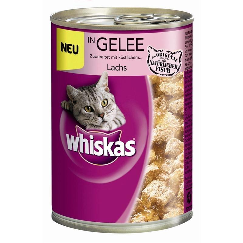 Whiskas Adult 1+ -  Dosen Katzenfutter, Bild 7