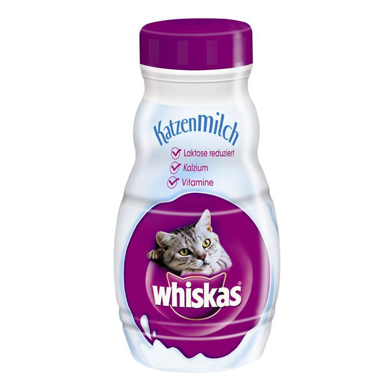 Mars Whiskas Katzenmilch, 200 ml