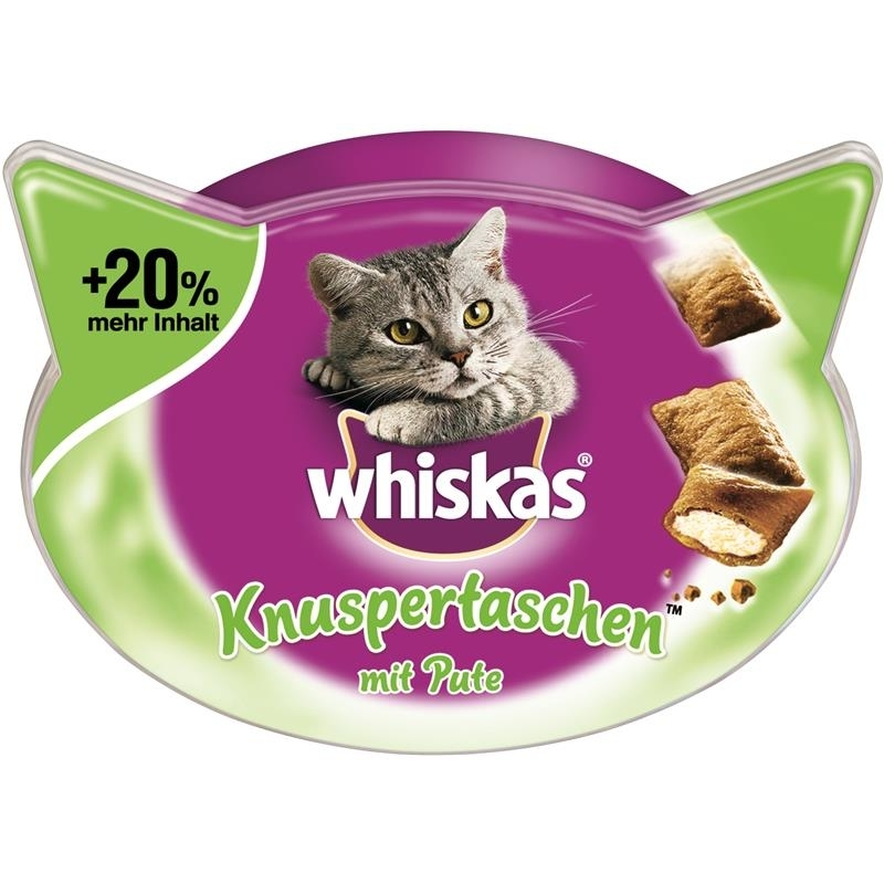 Whiskas Knusper-Taschen, Bild 2