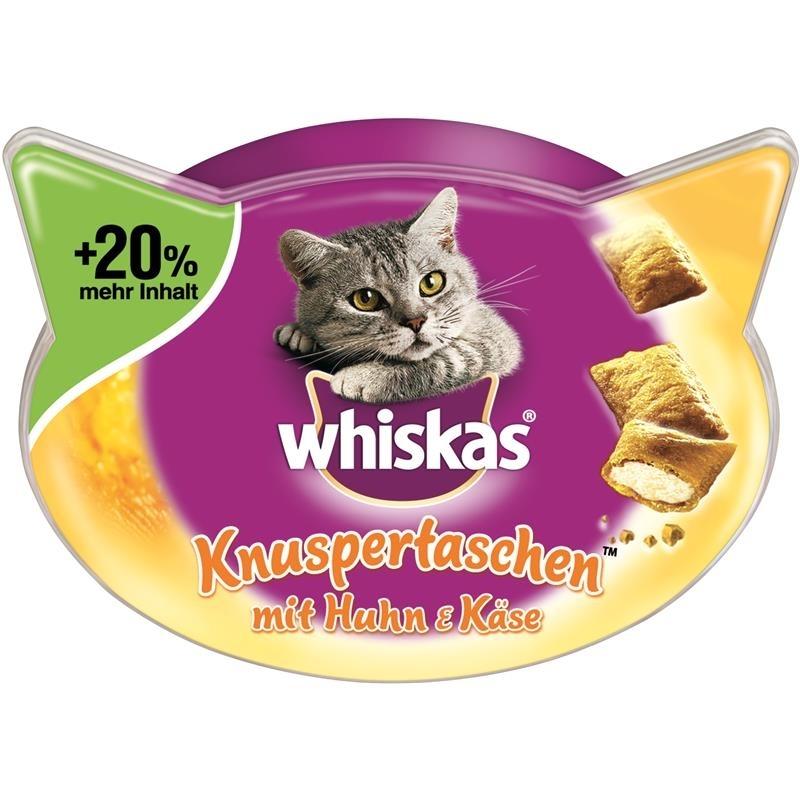 Whiskas Knusper-Taschen, Bild 3