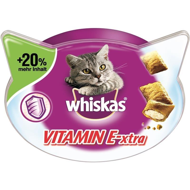 Whiskas Snack - Vitamin E-XTRA