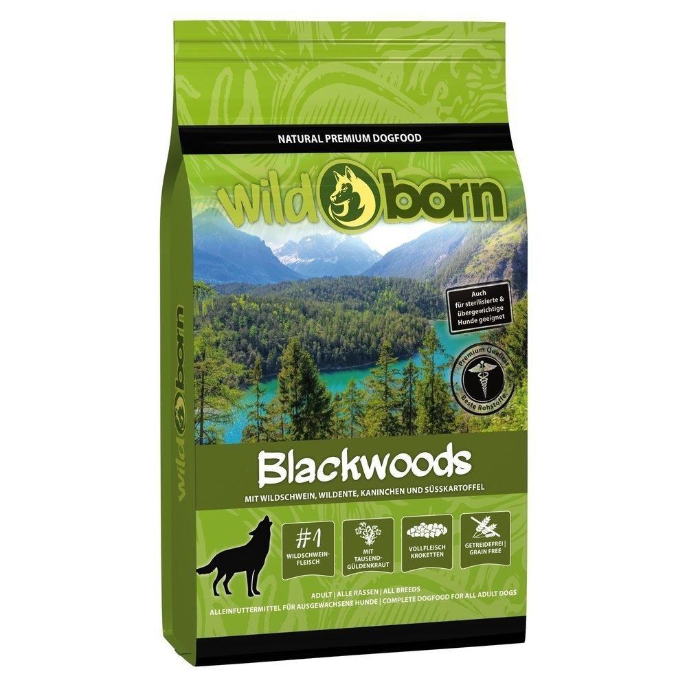 Wildborn Blackwoods, 500g