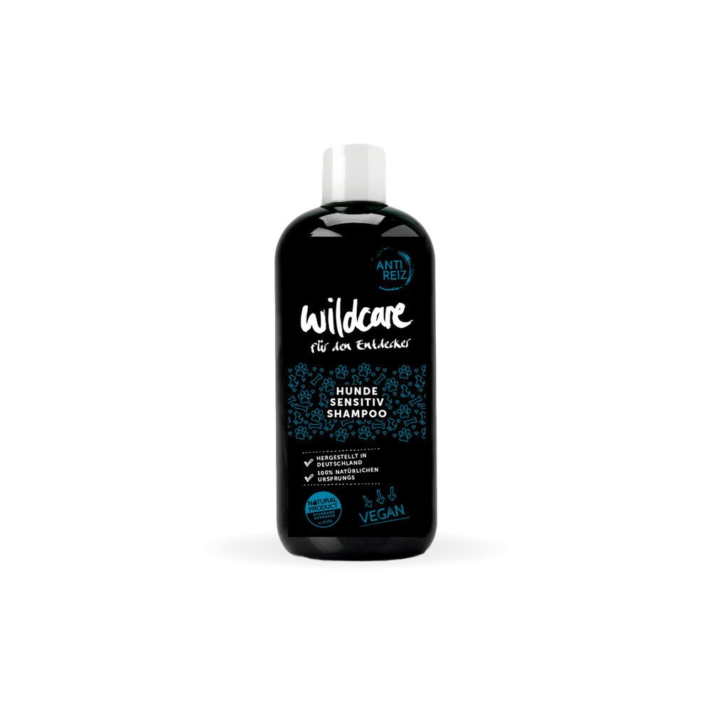 Wildcare Dog Hundeshampoo sensitive Anti Reiz, Hundeshampoo sensitiv (250 ml)